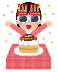Happy Birthday・・・